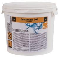 Quattrotabs 200g - 5kg 70245