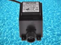 Transformator 12V Trafo für Filterpumpe 2270 L/H INTEX ab 2013