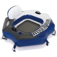 Intex Sessel Luftmatratze River Run Connect Lounge 58854