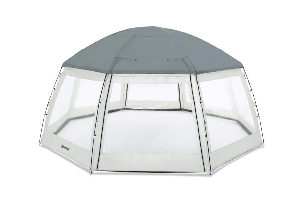 Bestway Dome Poolzelt Pavillon 58612