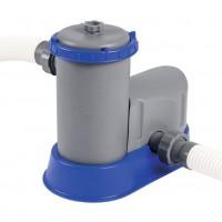 """Bestway Filterpumpe """"Flowclear"""" 5678 L/H 58389"""