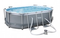 Bestway Oval Frame Pool Set 300 x 200 56617