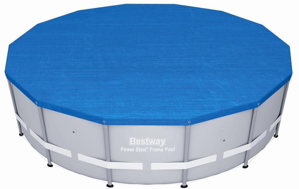Bestway steel pro pool set 427x122 mit sandfilter 56478 frame pools hersteller bestway - Pool mit sandfilter ...