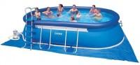 INTEX Swimming Pool Oval-Frame 366x610x122 ECO 28194 GS
